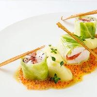 Photo taken at Seasonal Restaurant & Weinbar by SPE Certified on 8/10/2012