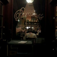 Photo taken at Panini's Trattoria, Italian Grill by Sa Rah G. on 3/8/2012