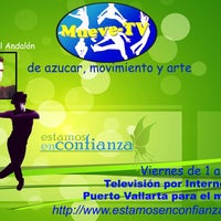 Photo taken at Estamos en Confianza TV by Israel A. on 3/28/2011