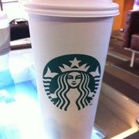 Photo taken at Starbucks by Adrián E. on 3/24/2012