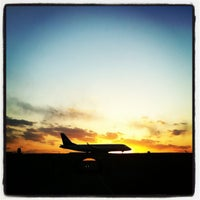 Photo taken at John Glenn Columbus International Airport (CMH) by Drew D. on 4/9/2012
