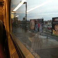 Photo taken at NJT - Linden Station (NEC/NJCL) by Melissa Y. on 4/5/2011