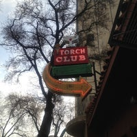 Photo taken at The Torch Club by Cara E. on 1/26/2012