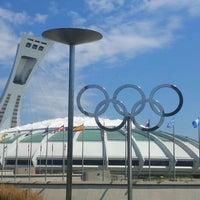 Photo taken at Olympic Stadium by Allan K. on 7/29/2012