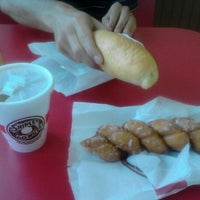 Photo taken at Shipley's Donuts by Vanessa G. on 4/15/2012