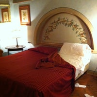 Photo taken at Calamidoro Hotel by Giorgia M. on 1/10/2012