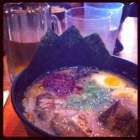 Photo taken at Ramen Yamadaya by Bennett K. on 11/16/2011