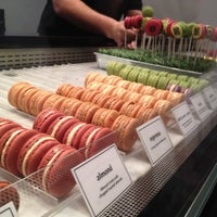 Photo taken at Bisous Ciao Macarons by Kirsten A. on 3/20/2012