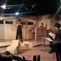 Photo taken at T Schreiber Studio by Erica on 1/18/2012