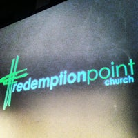 Photo taken at Redemption Point Church by Joseph D. on 4/15/2012