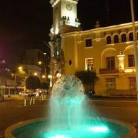 Photo taken at Municipalidad de Miraflores by Luis T. on 10/28/2011