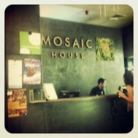 Photo taken at Mosaic House by Thuymi D. on 6/24/2012