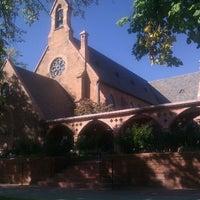 Photo taken at St. Mark's Cathedral by Kjersti g. on 10/13/2011
