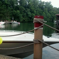 Photo taken at Waterfront by Blake L. on 6/24/2012