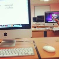 Photo taken at iMac Lab S0307 by Faiz A. on 11/22/2011