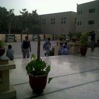 Photo taken at Punjab College by Hamza T. on 11/28/2011