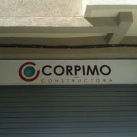 Photo taken at Corpimo,s.a. by MarcKR on 9/20/2011