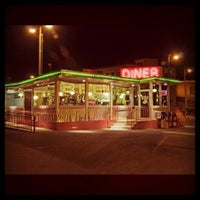 Photo taken at Broadway Diner by Eric Z. on 4/3/2011