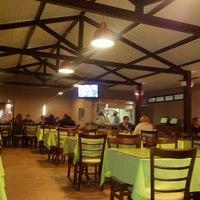 Photo taken at Varanda - Restaurante e Pizzaria by Jobson R. on 8/18/2012