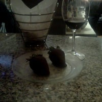 Photo taken at 36 deLux Restaurant by Amanda F. on 4/27/2012