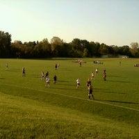 Photo taken at Lyndon Fields - JD School District by Patrick S. on 10/7/2011