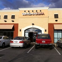 Photo taken at Coffee & Crema by Kawaii K. on 1/6/2011