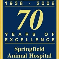 Photo taken at Springfield Animal Hospital by Paul M. on 4/25/2011