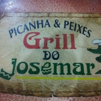 Photo taken at Grill do Josemar Picanha & Peixes by Marcio G. on 6/1/2012