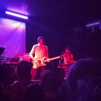 Photo taken at Hoxton Square Bar & Kitchen by Em S. on 6/3/2012