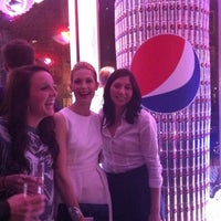 Photo taken at Diet Pepsi Style Studio by George S. on 2/12/2011