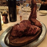 Photo taken at Keens Steakhouse by E C. on 8/27/2012