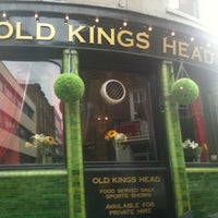 Photo taken at Old Kings Head by Londonist on 6/22/2011