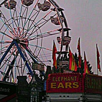 Photo taken at WLTX At The SC State Fair by Beth B. on 10/12/2011