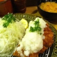 Photo taken at Katsu-Hama by Nori O. on 4/13/2011