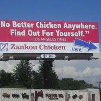 Photo taken at Zankou Chicken by Bob G. on 8/27/2011