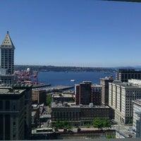 Photo taken at Seattle Municipal Court by Kristen S. on 7/10/2011