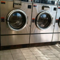 Photo taken at Sudz Laundromat by Tene W. on 10/24/2011
