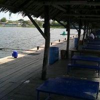Photo taken at Bung Sam Ran Fishing Park by NN on 11/24/2011