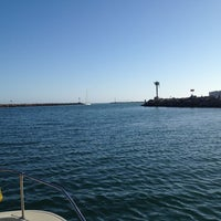 Photo taken at Channel Islands Harbor Marina by Matthew D. on 5/29/2012