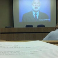 Photo taken at Wayne State University Law School by Andrea F. on 6/27/2012