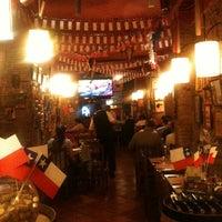 Photo taken at Hugo Restaurant by Luis V. on 9/19/2011