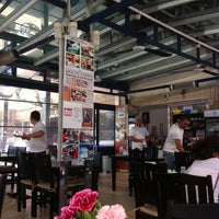Photo taken at Dost Pide & Pizza by I Love Çeşme on 5/28/2011