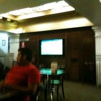 Photo taken at Haymarket Hotel by Wendy K. on 4/8/2011