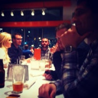 Photo taken at Blanc Burgers + Bottles by Anthony G. on 12/5/2011