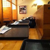 Photo taken at Edo Japanese Restaurant by Dave E. on 4/19/2012