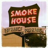 Photo taken at Smoke House Restaurant by Mark K. on 4/14/2012