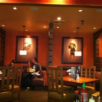Photo taken at Lazy Dog Restaurant & Bar by Aileen V. on 10/10/2011