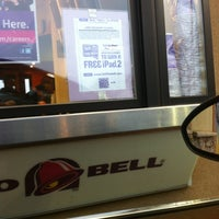 Photo taken at Taco Bell by Madison B. on 1/20/2012