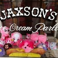 Photo taken at Jaxson's Ice Cream Parlour, Restaurant & Country Store by Ibis G. on 1/2/2012