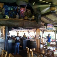 Photo taken at Captain Jack's Island Grill by Teresa O. on 7/16/2012